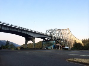 Bridge of the God