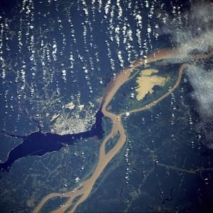 Manaus – Amazon. NASA