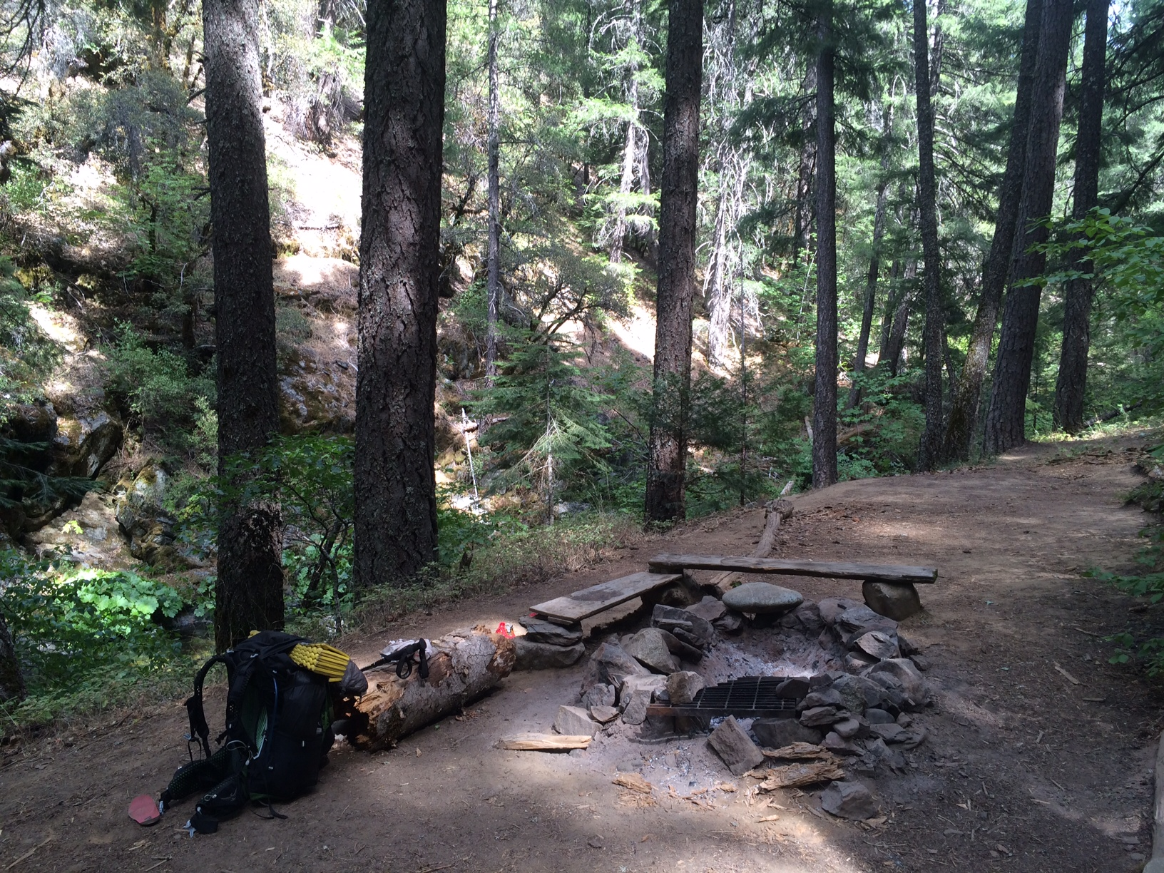 Sweet Camp spot!